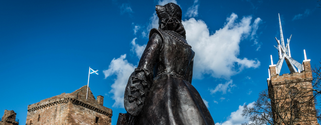 Mary Queen of Scots in Linlithgow