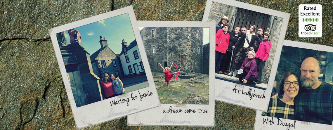 Outlander Day Tours in Scotland 2017
