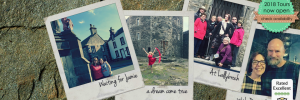 Outlander Day Tours in Scotland