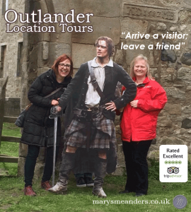 Outlander Location Tours by Mary's Meanders