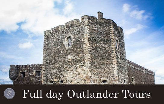 Full day Outlander Tours