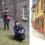 Outlander Locations Sketching & History Tour