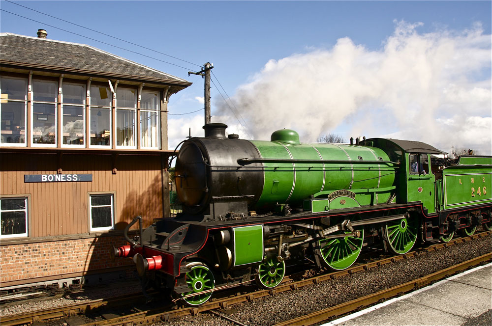 Bo'ness and Kinneil Steam Railway,